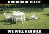 We Will Rebuild