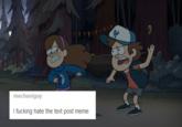 Tumblr Fandom Text Posts
