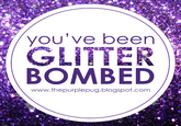 Glitter Bombing