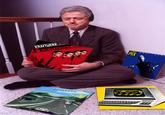 Bill Clinton Swag