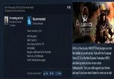 Steam User Reviews