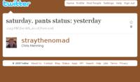 Pants Status
