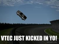 VTEC just kicked in, yo!