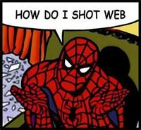 How Do I Shot Web?