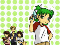 Yotsuba_and_caipirinha_by_superdonut