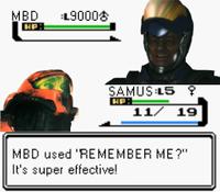 Remember me? / MBD