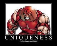 I'm The Juggernaut, Bitch!