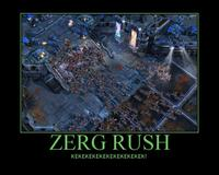 Zerg Rush