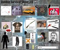 Zombie Tools/Zombie Survival Sheet