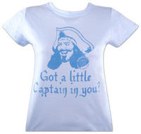 Got a little Captain in You?