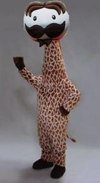 Gordon the Pringles Giraffe