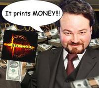 IT PRINTS MONEY!!!