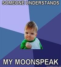Moonspeak