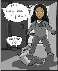 Creepy_katara_time