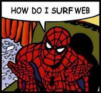 How Do I Shot Web?