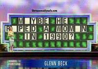 Glenn Beck Rape & Murder Hoax