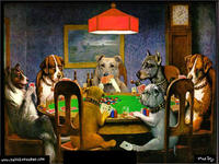 Riotdogpokerparty