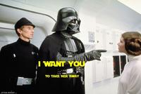 I want YOU to X