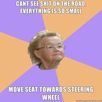 Delusional Grandma