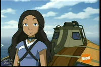 Creepy Katara