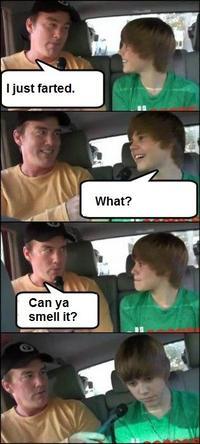Interview Justin Bieber