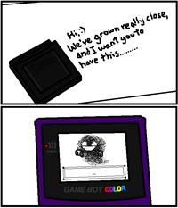 Pokémon Creepy Black