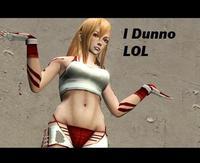 I Dunno LOL ¯\(°_o)/¯