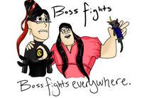 Bossfights