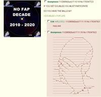 No Fap September / No Fap Months
