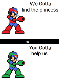 You Got Mega Man