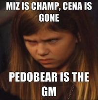 The Miz Girl