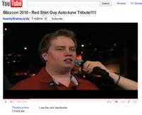Red Shirt Guy