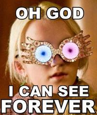 Oh God! I Can See Forever!