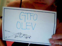 """MOOT IS OLEV"""