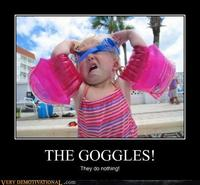 The Goggles Do Nothing!