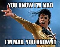 U MAD?