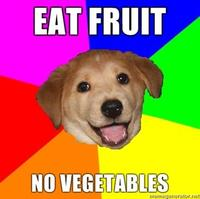 Eat-fruit-no-vegetables