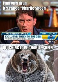 Charlie Sheen Rant / #tigerblood