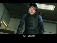 "Hideo Kojima/ ""I'm Alright"""