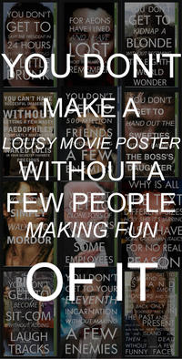 The Social Network Poster Parodies