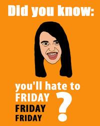 Rebecca Black - Friday