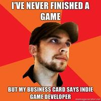 Optimistic Indie Developer