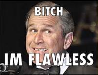 Bitch I'm Flawless