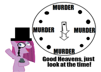 Good Heavens, Just Look At The Time