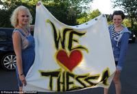 Thessa's Birthday