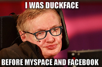 Duck Face