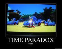 TIME PARADOX