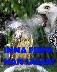 Shoop Da Whoop / I'M A' FIRIN' MAH LAZER!!