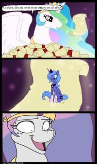 Pony Re-Imaginings