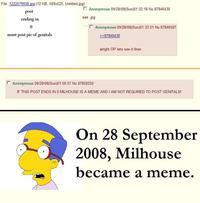 """Milhouse Is Not A Meme"""